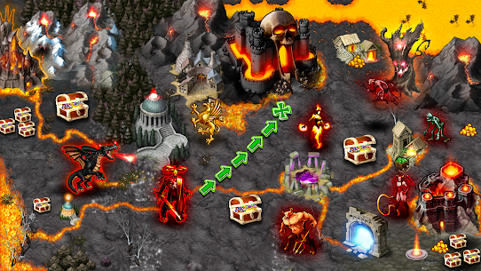 Heroes Magic Inferno: Strategy 3