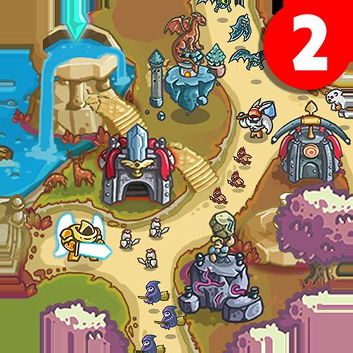 Kingdom Defense 2: Empire Warriors - Tower Defense