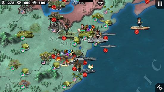World Conqueror 4 - WW2 Strategy game 1.4.2 Screenshots 4