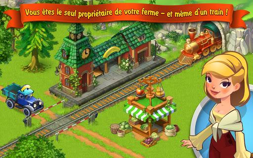 Code Triche Jeux de fermé gratuit français: Lucky Fields APK MOD (Astuce) 3