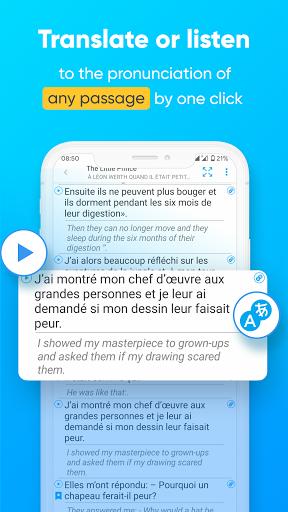 Smart Book - Parallel translation of books  screenshots 2