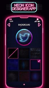 Neon Icon Designer App 3