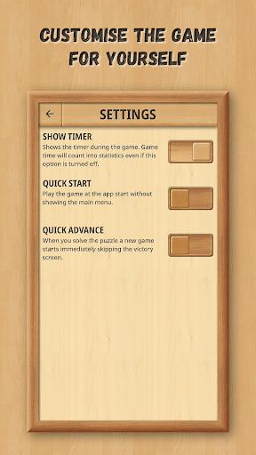 Sliding Puzzle: Wooden Classics  screenshots 5