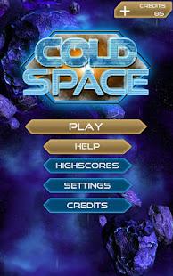 Cold Space - 3D Shoot 'em up