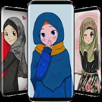 Fondos de Hijab Girly Muslimah