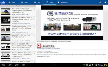 iCamViewer IP Camera Viewer screenshot thumbnail