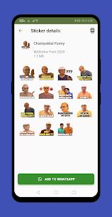 Jethalal Stickers for WhatsApp – TMKOC Stickers 4