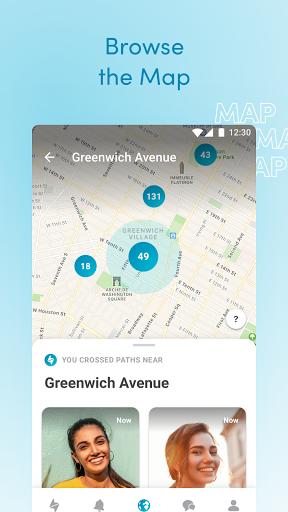 happn u2013 Local dating app screenshots 2