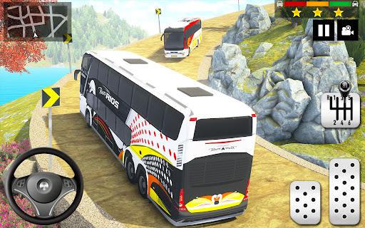 Bus Driver Simulator: Tourist Bus Driving Games 1.2 screenshots 1