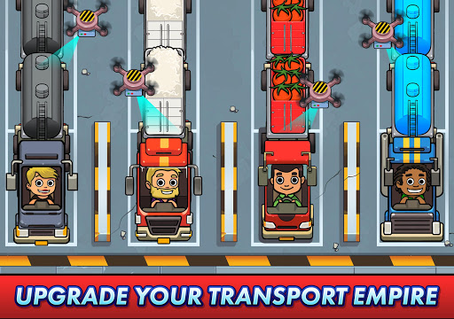 Transport It! - Idle Tycoon 1.40.1 screenshots 13