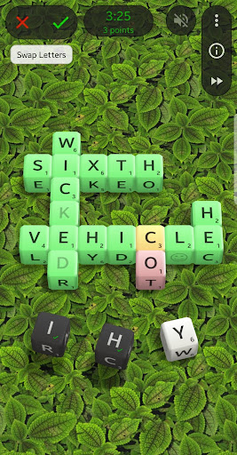 WordMix - a living crossword puzzle  screenshots 7