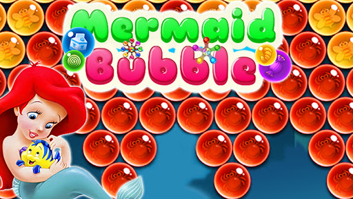 Mermaid  Bubble 2.6.0 screenshots 1