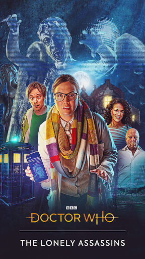 Doctor Who: The Lonely Assassins - A Mystery Game  screenshots 1