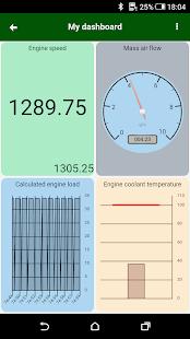 MotorData OBD Car Diagnostics. ELM OBD2 scanner 1.23.08.944 Screenshots 16