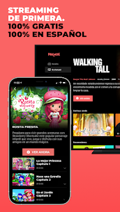 PrendeTV: TV and Movies FREE in Spanish APK Download For Android 2