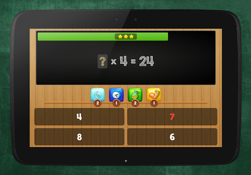 Multiplication Table Kids Math 3.9.0 screenshots 6