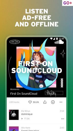 SoundCloud - Play Music, Podcasts & New Songs apktram screenshots 6