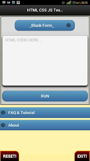 Html Css JS Tester + Example For PC Windows (7, 8, 10, 10X) & Mac Computer Image Number- 12