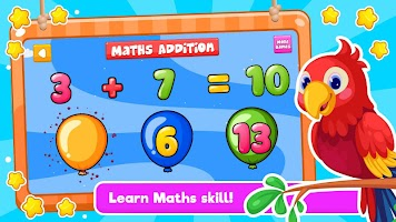Puzzle for Kids - Preschool Learning Games