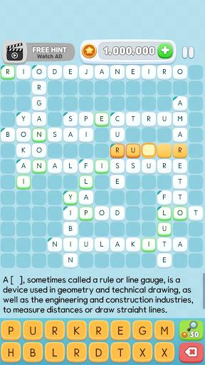 Crossword Quiz  screenshots 7