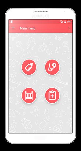 Baby App, Baby tracker 1.1.1 Screenshots 2