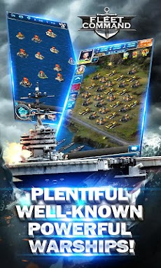 Fleet Command – Kill enemy ship & win Legion Warのおすすめ画像5