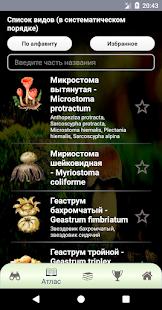 EcoGuide: Russian Mushrooms Field Guide