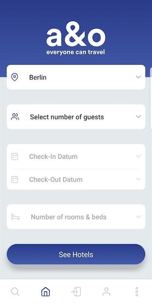 Imágen 2 de App a&o Hostels para android