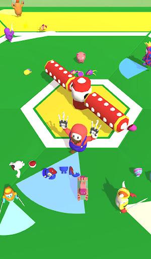 Fall Heroes.io - Fun Guys Smasher screenshots 2