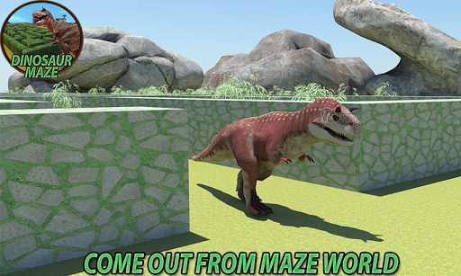 Real Dinosaur Maze Runner Simulator 2021 6.6 screenshots 5
