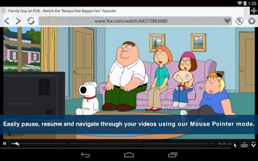 Photon Flash Player & Browser 5.9 screenshots {n} 4