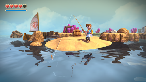 Oceanhorn u2122 1.1.4 Screenshots 21