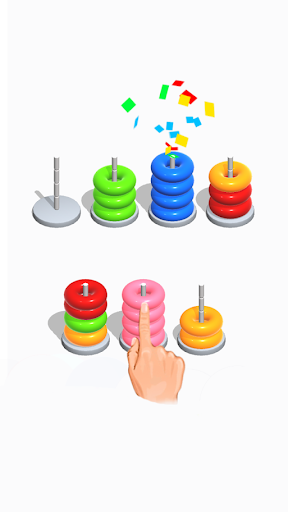 Color Sort Puzzle Game  screenshots 6