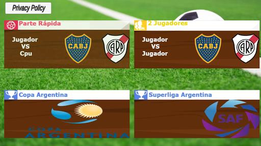 superliga game argentina screenshot 1
