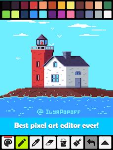 Pixel Studio MOD v3.45 (Pro unlocked) 9