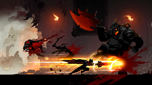 Shadow Knight Legends: New Fighting Game apkslow screenshots 1