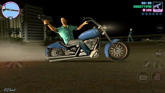 Grand Theft Auto Vice City APK MOD 1.09 4