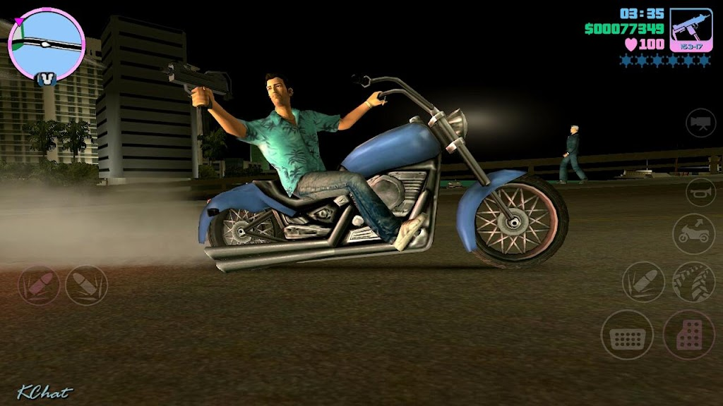 Grand Theft Auto: Vice City poster 3