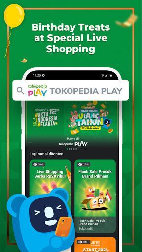 Tokopedia 12th Anniversary apktram screenshots 7
