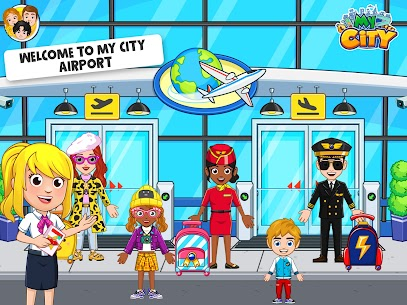 My City : Airport [Paid, MOD] For Android 7