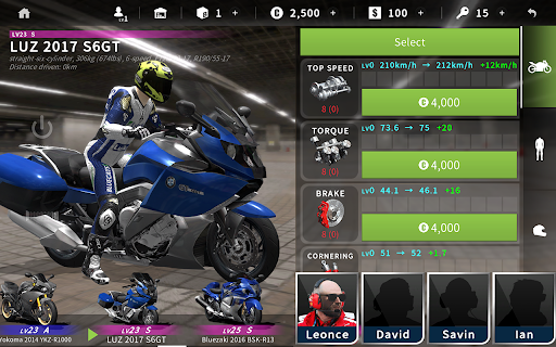 Real Moto Traffic Apkfinish screenshots 3