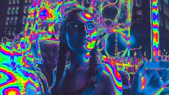 Psychedelic camera 2