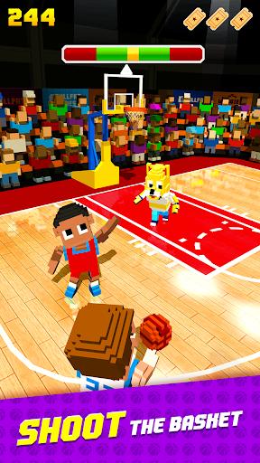Blocky Basketball FreeStyle APK MOD Download 1