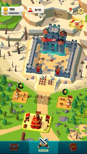Idle Military  screenshots 3