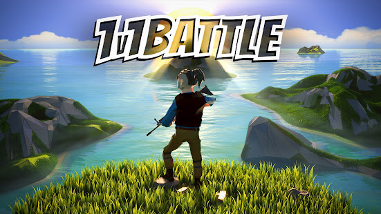 1v1Battle - Build Fight Simulator 0.1.1 APK + Мод (Unlimited money) за Android