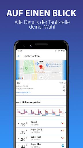 mehr-tanken - Save smart! 3.11.2.5 screenshots 4