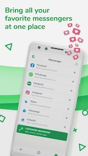 Messenger – Free messaging app 1