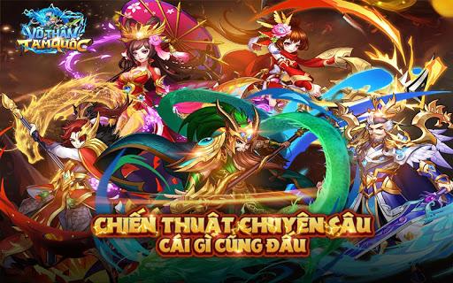 Vu00f5 Thu1ea7n Tam Quu1ed1c - Vo Than Tam Quoc 1.0.9 Screenshots 6