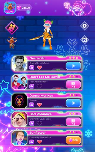 Beat Blader 3D: Dash and Slash! android2mod screenshots 13