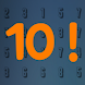 10! 10! - Androidアプリ